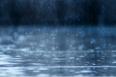 On voit spleen Baudelaire c'est-à-dire un paysage pluvieux, sombre qui conduit à la mélancolie.