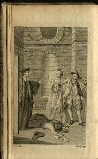 On voit la page de titre de Candide de Voltaire pdf.