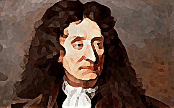 On voit Jean de La Fontaine, auteur des fables sur lesquelles portera le sujet de dissertation.