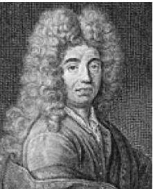 On voit le portrait de Jean de La Bruyère.